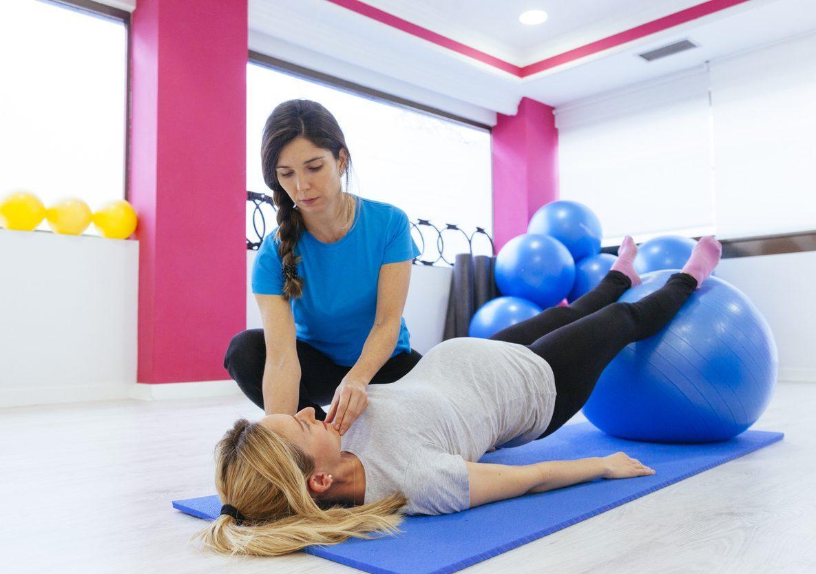 Fisioterapia pélvica para gestantes